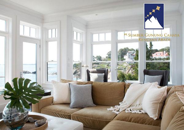 8 Inspirasi Model Jendela Minimalis Untuk Ruang Tamu