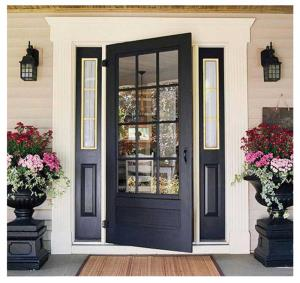 5 Fungsi Desain Pintu Utama Pada Rumah Minimalis Modern