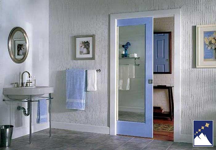7 Desain Pintu Kamar Mandi Unik Dan Menakjubkan Untuk Kamar Mandi Minimalis Anda