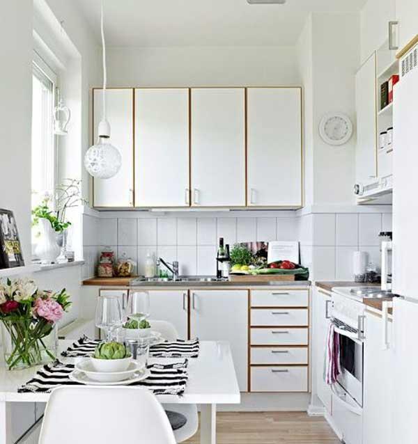 cara mendesain dapur ukuran kecil agar terasa lebih nyaman