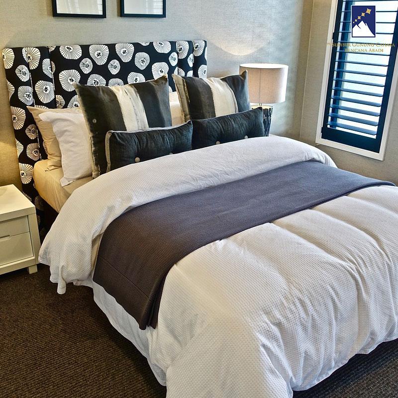 cara dekorasi kamar yang bisa buat tidur lebih nyenyak