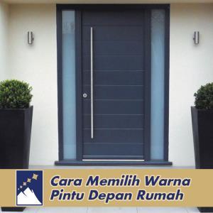 Tips Pintar Memilih Pintu untuk Rumah Minimalis