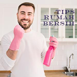 Trik Bersihkan Rumah dalam Sekejap