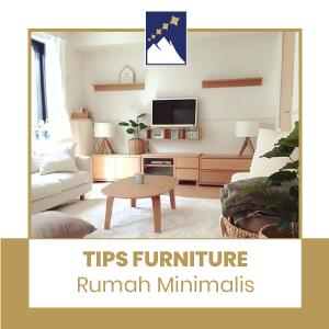 Tips Memilih Furnitur untuk Rumah Minimalis