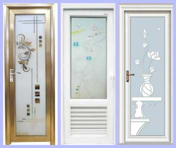 Mengenal Beberapa Bahan Pintu untuk Kamar Mandi