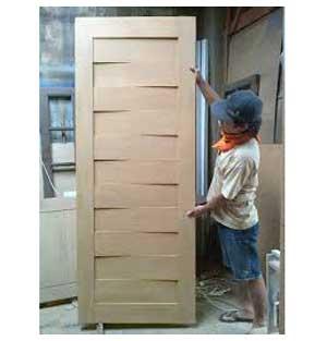 Cara Memasang Kusen, Pintu dan Jendela yang Baik dan Benar ...