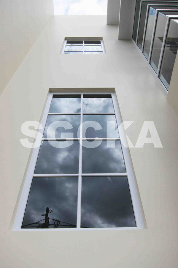 Jendela Mati French Window uPVC