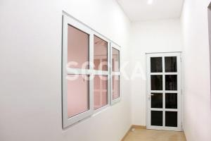 Pintu Swing French Door - Jendela Casement French Window uPVC
