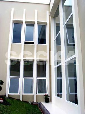 jendela jungkit jendela mati upvc