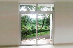 pintu upvc pintu geser dan jendela kaca mati